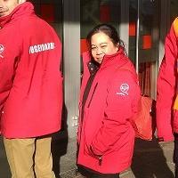 Jacken für die Jugendarbeit